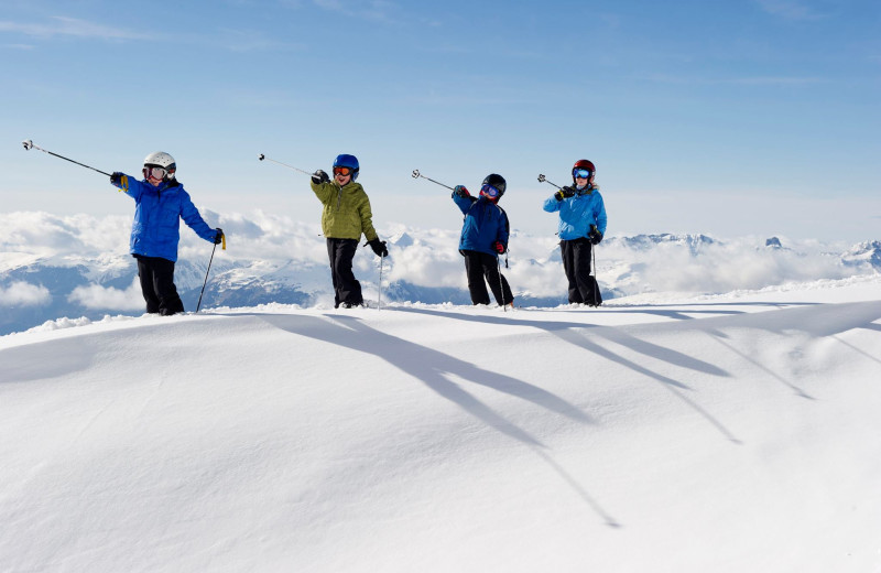 Book your Ski Vacation with Alpine Getaways.