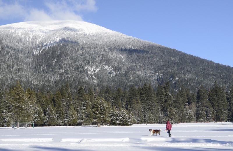 Ski at Black Butte Ranch.