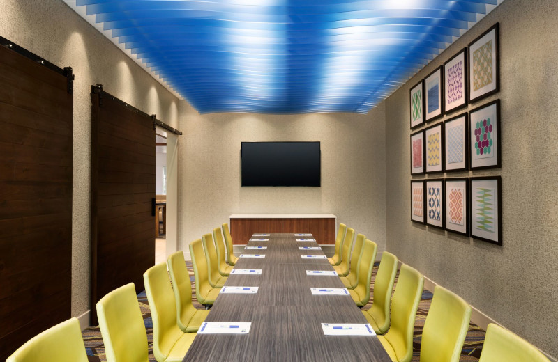 Meetings at Holiday Inn Express & Suites Madison.