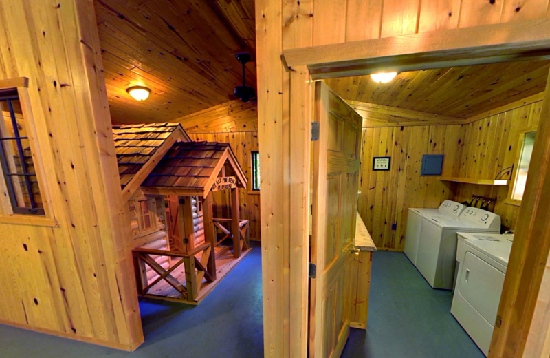 Facilities at Black Pine Beach Resort.