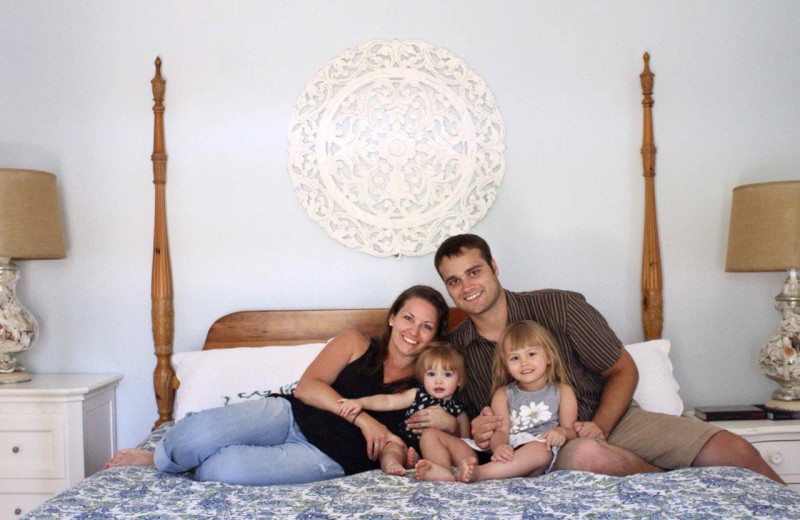 Family at Tybee Vacation Rentals.