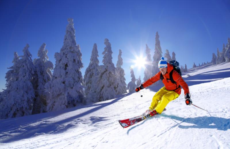 Ski near Charlevoix Inn & Suites.