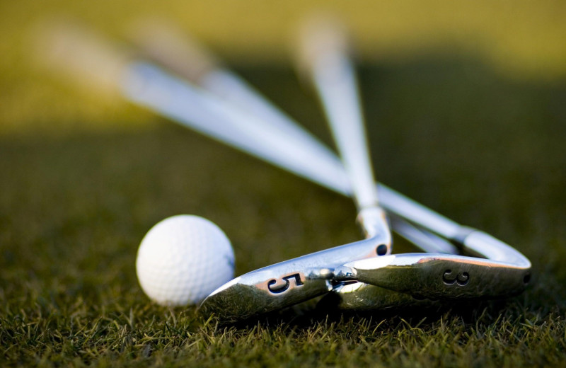 Golf at Pajaro Dunes Resort.