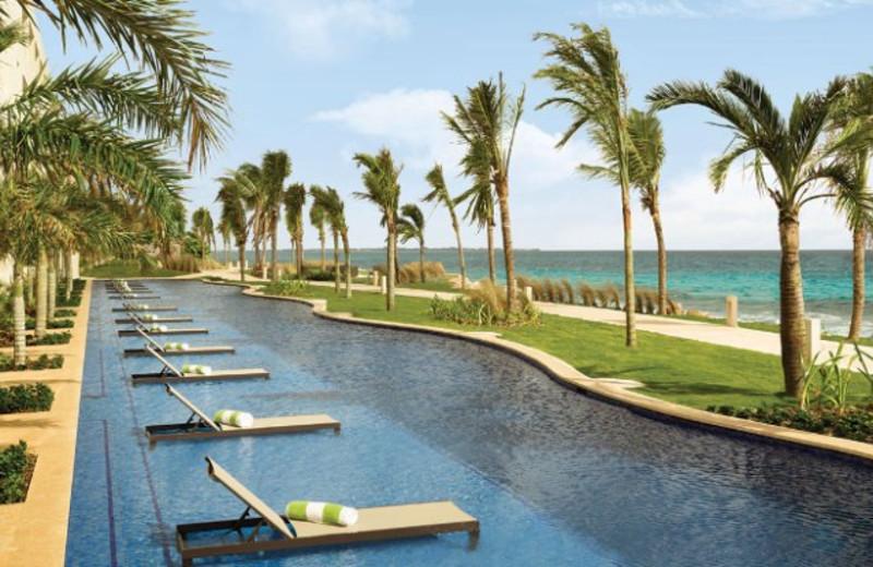 Swimming Pool at Hyatt Ziva Cancun