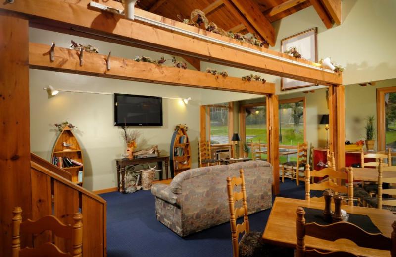 Lodge Lounge at Liscombe Lodge