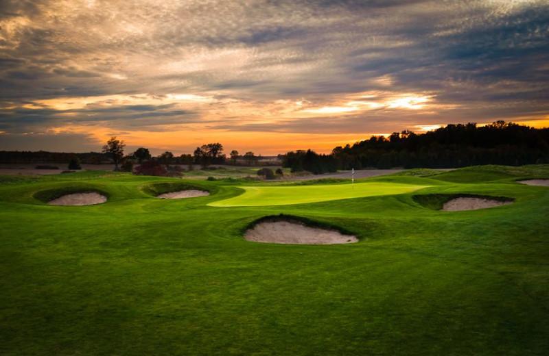 Golf course near Elm Hurst Inn & Spa.