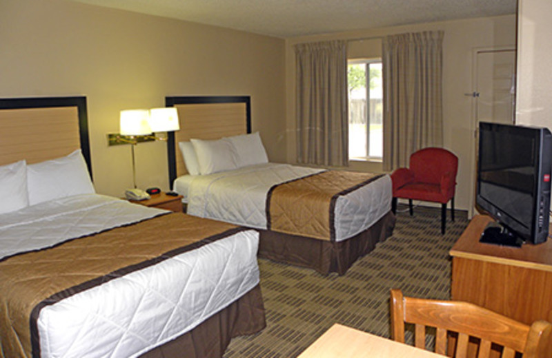 Guest Room at the Extended Stay America Economy Houston - The Woodlands