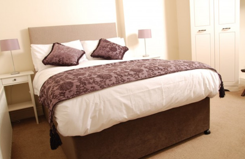 Guest room at Avondale Luxury Accommodation.