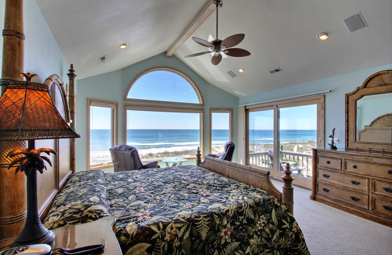 Spacious accommodations await at Hatteras Realty.