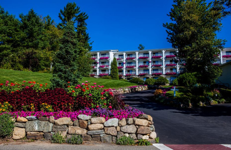 Welcome to Mirror Lake Inn Resort & Spa.