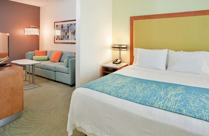 Guest Suite at SpringHill Suites Houston Brookhollow
