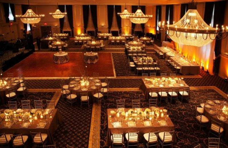 Grand Ballroom at The Inn at St. John's