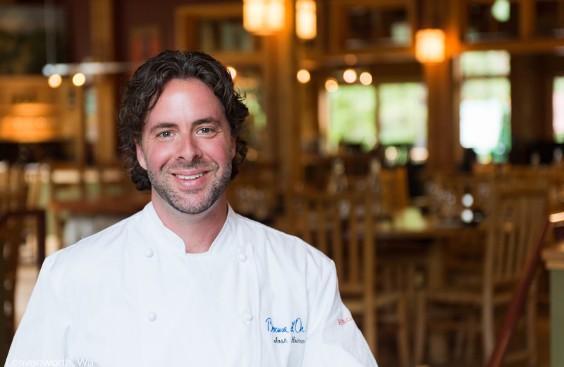 Meet Executive Chef, Joshua Holmes at Sleeping Lady.