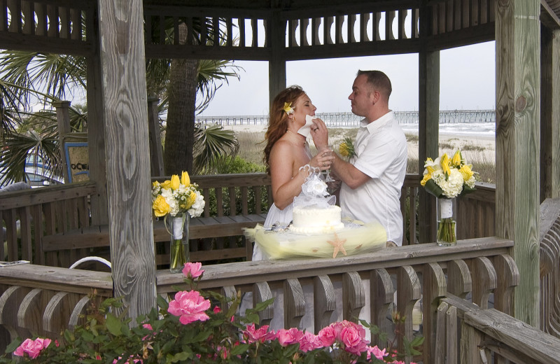 Weddings At Ocean Isle Inn