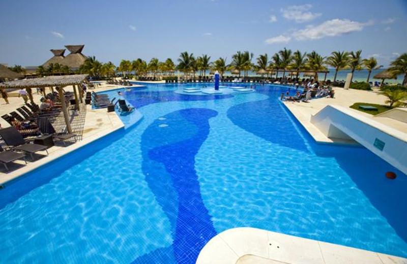 Outdoor pool at BlueBay Grand Esmeralda.