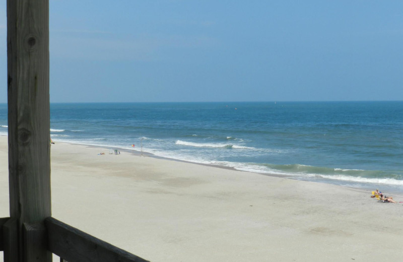 Beach view at Century 21 Action Inc.