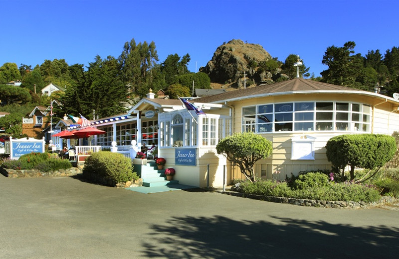 Exterior View of Jenner Inn