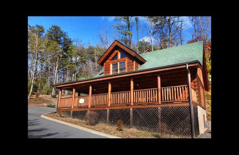 Bon Cabin Exterior Of Eden Crest Vacation Rentals, Inc.   A Little Slice Of  Heaven ...