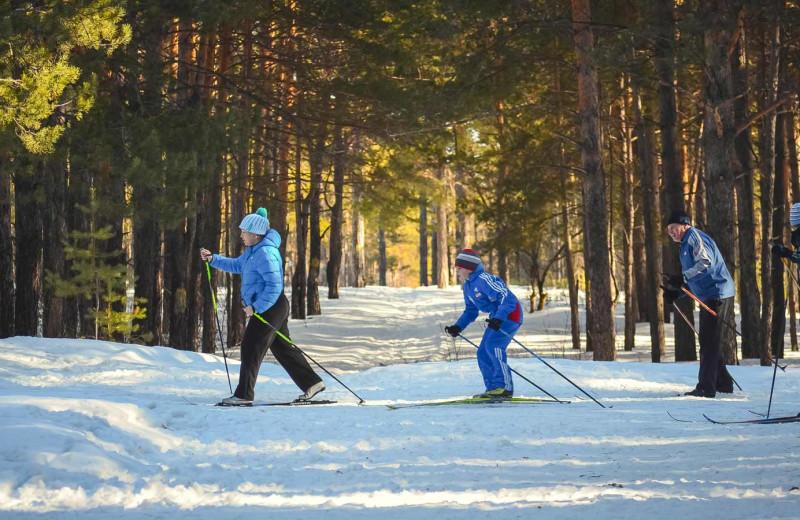 Ski at Blue Diamond Marina & Resort.
