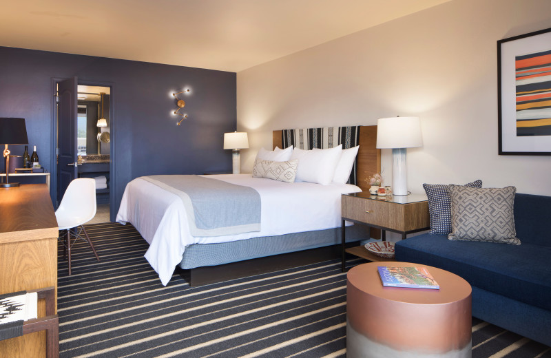 Guest room at Best Western Plus Inn of Sedona.