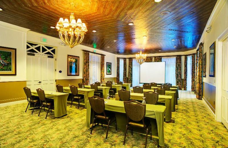 Conference room at Celebration Hotel.