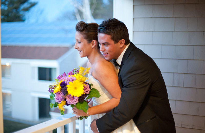 Weddings at The Meadowmere Resort.