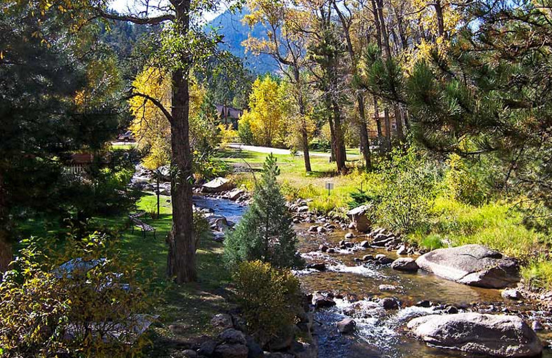 Creek at 4 Seasons Inn.