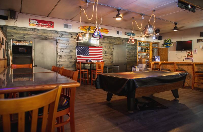 Bar at Havasu Springs Resort.