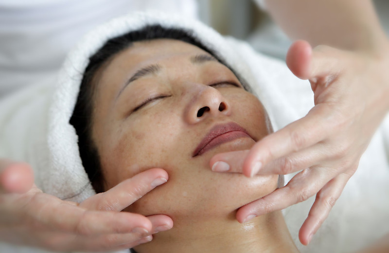 Facials at La Tourelle Hotel & Spa.