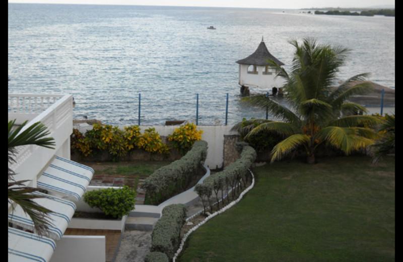 View from Seacrest Beach Resort.