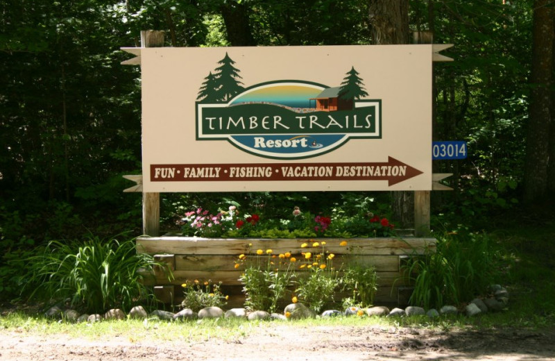 Welcome to Timber Trails Resort.