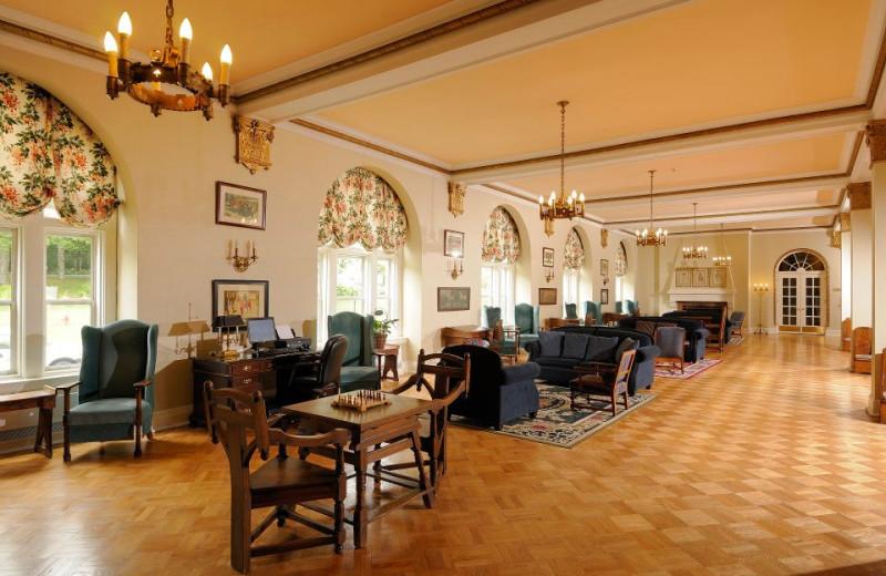 Lodge Lounge at Digby Pines Resort