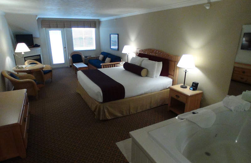 Interior view at The Cherry Tree Inn & Suites.