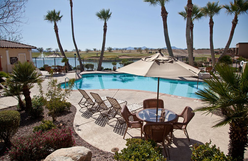 Outdoor Pool at Wyndham Ranch Resort