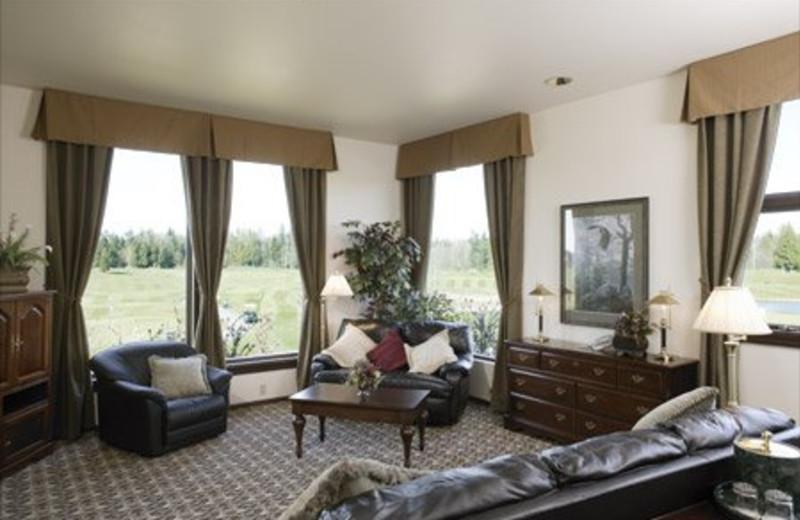Guest Suite at Semiahmoo Resort