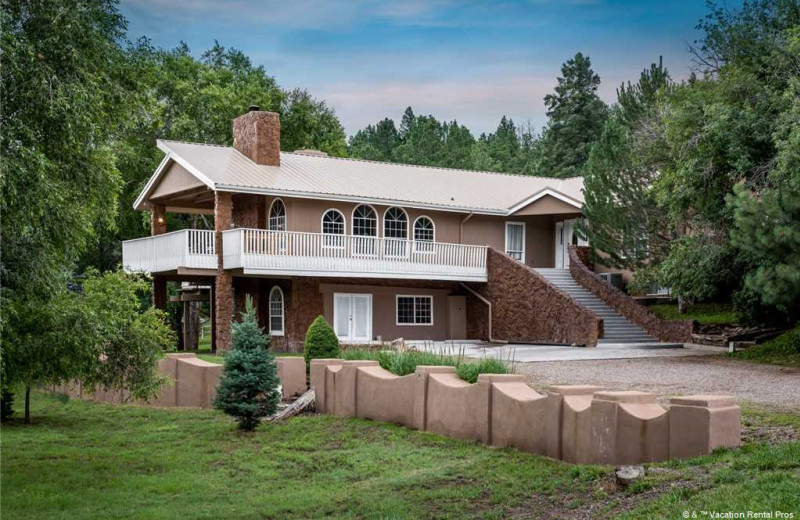 Rental exterior at Vacation Rental Pros - Ruidoso.