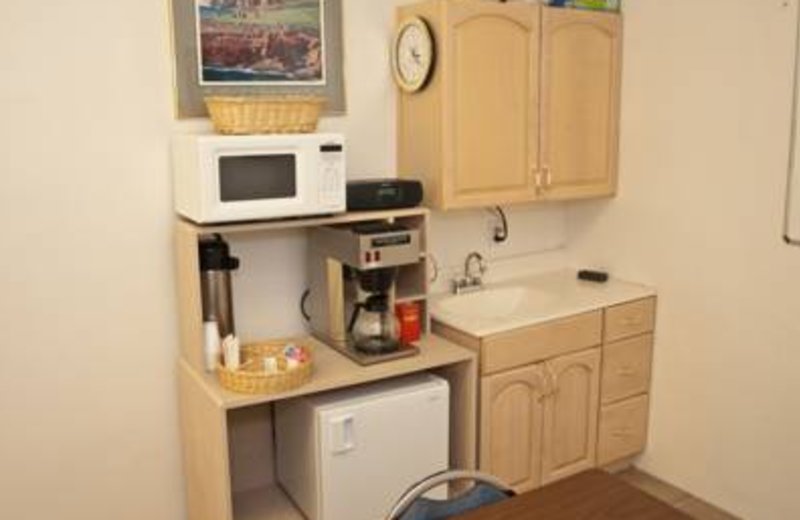 Conference Kitchen at Lone Oak Lodge