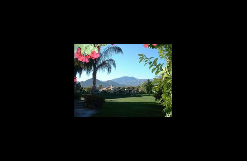 Vacation rental view at Santa Rosa Realty.
