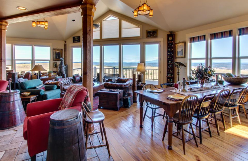 Vacation rental interior at Vacasa Rentals Mt Hood.