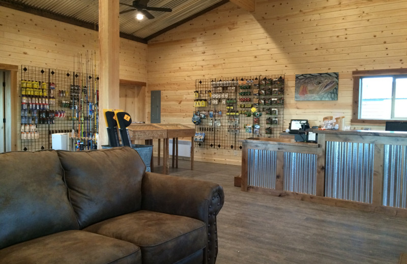 Store at The Drift Lodge.
