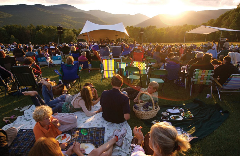 Concerts at Trapp Family Lodge.