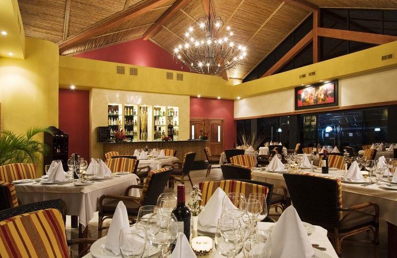 Dining Area at  Barcelo Langosta Beach