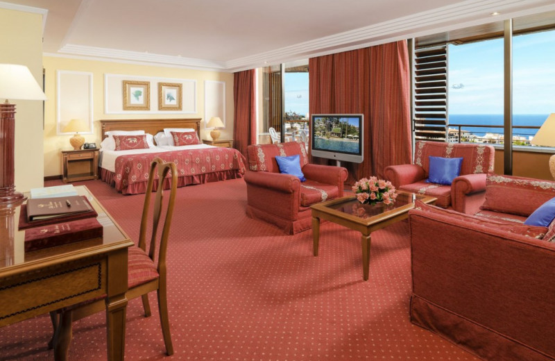Guest room at Hotel Botanico - Tenerife.