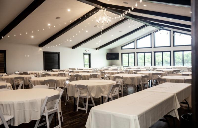 Meetings at Granite Springs Lodge.