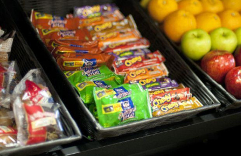 Snacks at Extended Stay Deluxe Dallas - Las Colinas - Green Park Dr.