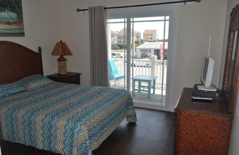 Rental bedroom at Island Real Estate. Inc.