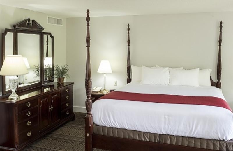 Guest Room at Fairbanks Inn