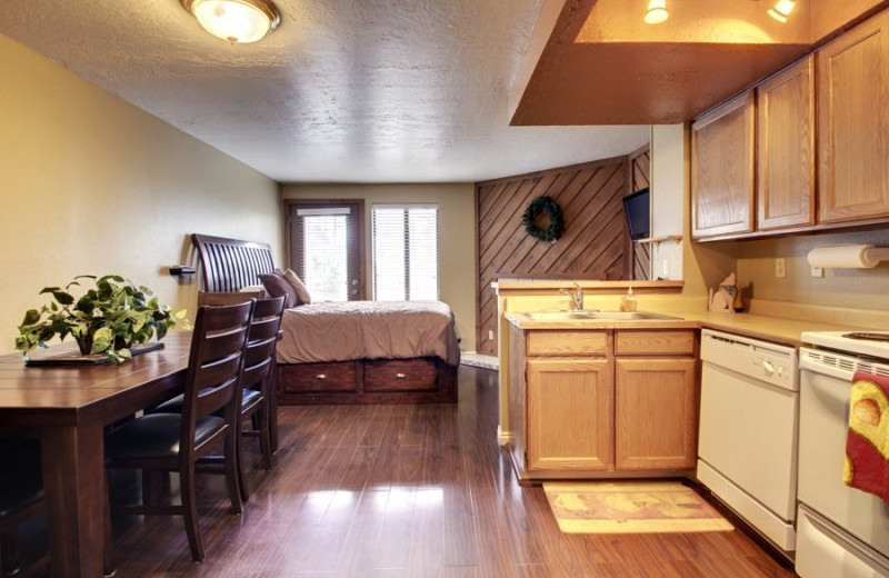 Rental condo at Family Time Vacation Rentals.