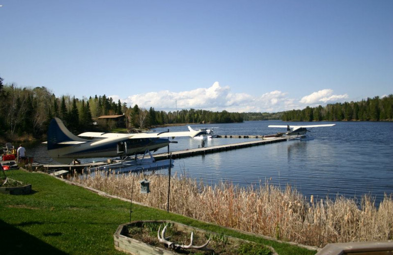The Lake at Nestor Falls Fly-in Outposts