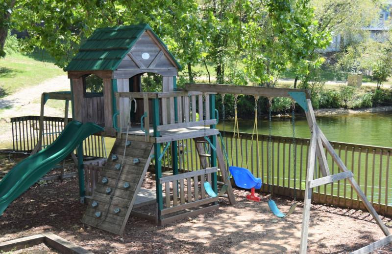 Playground at Summerset Inn Resort